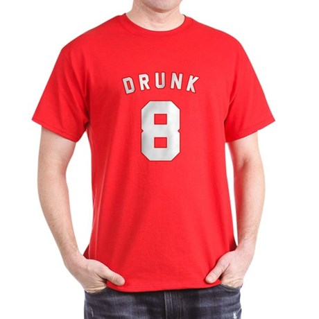 Drunk 8 T-Shirt