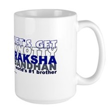 Raksha Bandhan Brother - Mug