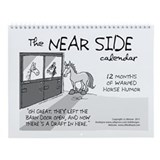 The Near Side Wall Calendar