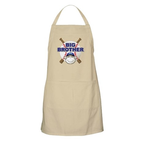 Big Brother Monkey Apron