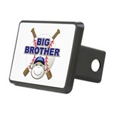 Big Brother Monkey Rectangular Hitch Cover