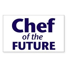 Chef of the Future - Culinary School Decal