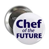 Chef of the Future - Button (10 pack)
