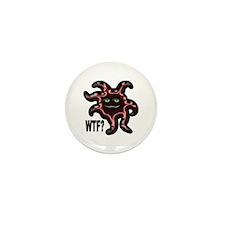 WTF? Mini Button (10 pack)