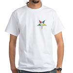 OES Patron White T-Shirt
