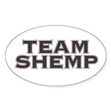 Team Shemp - Oval Decal