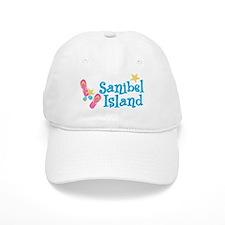 Sanibel Island - Baseball Cap