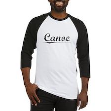 Canoe, Vintage Baseball Jersey