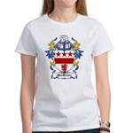 MacBraire Coat of Arms Women's T-Shirt