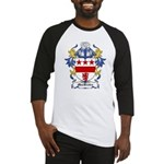 MacBraire Coat of Arms Baseball Jersey