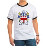 MacBraire Coat of Arms Ringer T
