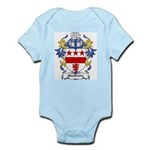 MacBraire Coat of Arms Infant Creeper