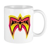 "Warrior ""Blazing Mask"" Small Mug"