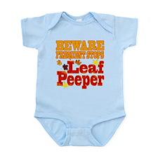 Beware Leaf Peeper Infant Bodysuit