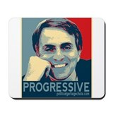 "Sagan - ""PROGRESSIVE"" Mousepad"