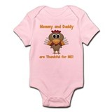 Thankful Turkey Infant Bodysuit
