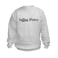 Falling Waters, Vintage Sweatshirt