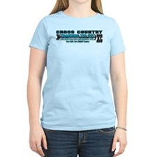 Cross Country Zombie Training T-Shirt