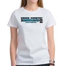 Cross Country Zombie Training Tee