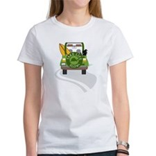 Cute Men turtle Tee