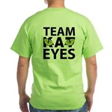 Team KAT Eyes Vision Walk 2012 T-Shirt