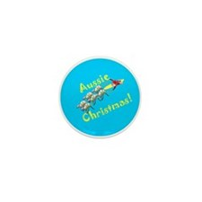 Christmas in Australia Mini Button (100 pack)
