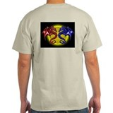 2 Dragons T Shirt