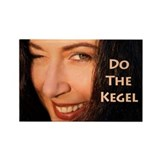 'Do the Kegel' Reminder Magnet (100 pack)