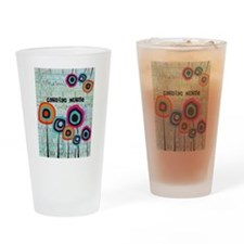 Registered Nurse Drinking Glass