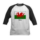 Wales Welsh Flag (Front) Tee