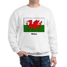 Wales Welsh Flag Sweatshirt