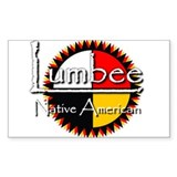 Lumbee Decal