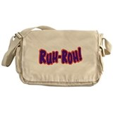 Ruh Roh Messenger Bag