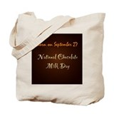 This day in history Tote Bag