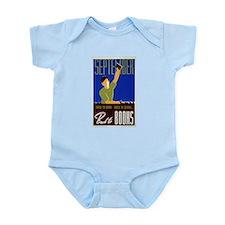 Back to School WPA Infant Bodysuit