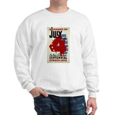 Vintage Fourth of July Sweatshirt