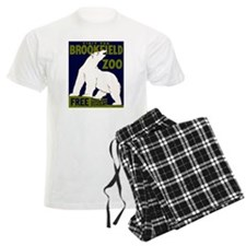 Vintage Visit the Zoo Pajamas