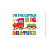 Little Big Bro Train Car Magnet 20 x 12