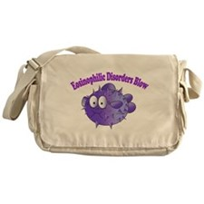 Eosinophilic Disorders Blow Messenger Bag