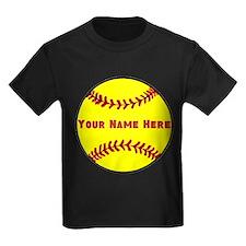 Personalized Softball T