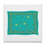 Capricorn Constellation Tapestry Design Tile Coast