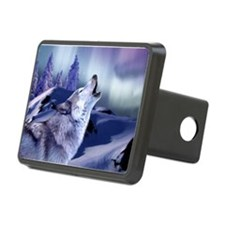 Winter Wolf Hitch Cover