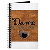 Dance Makes My Heart Sing Journal