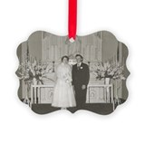 Nadine and Milt Ornament
