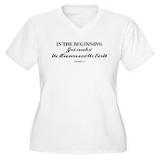 Genesis 1:1 T-Shirt