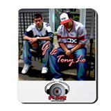 G & Tony Lo Mousepad