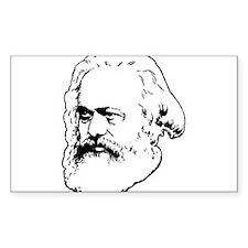 Karl Marx Decal
