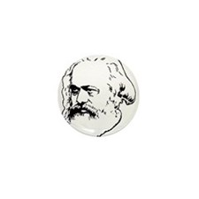 Cute Marxism Mini Button