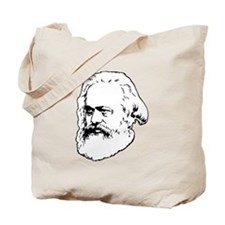 Cute Marx Tote Bag