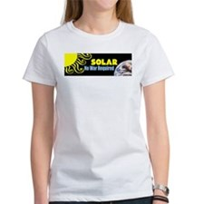 Sun/Earth Solar Energy Tee